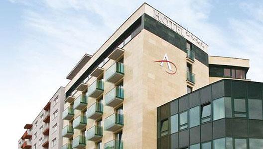 Hotel Alexandra [Půchov]
